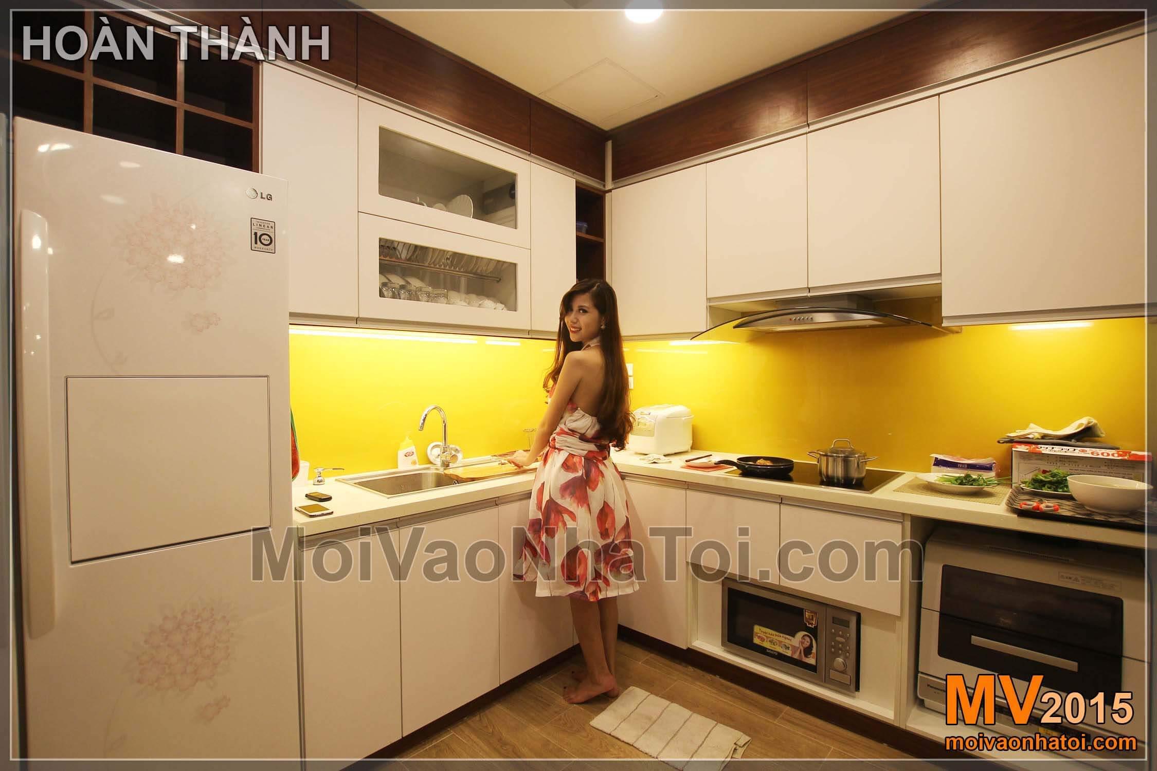 金宫公寓厨房140m2