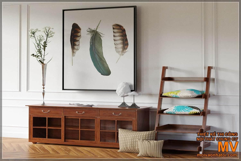 Mẫu bàn ghế nội thất phong cách scandinavian