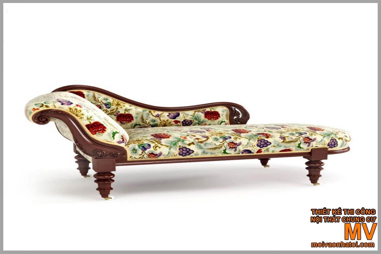 ghế sofa - nội thất phong cách cổ điển