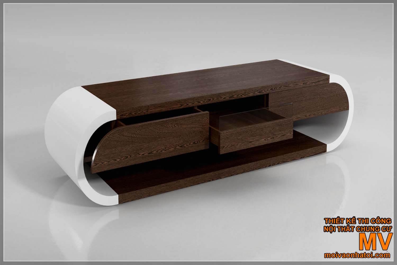 Kệ gỗ tivi đẹp