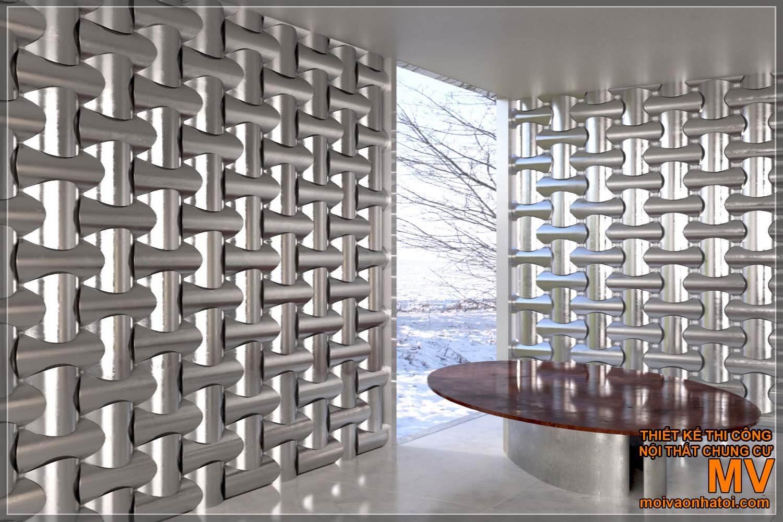 Tấm ốp tường 3D đẹp