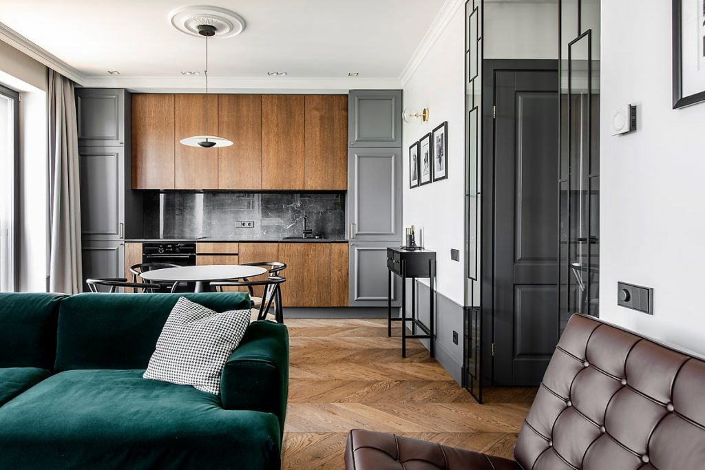 MODERN APARTMENT FOR VINTAGE TAN VIEW