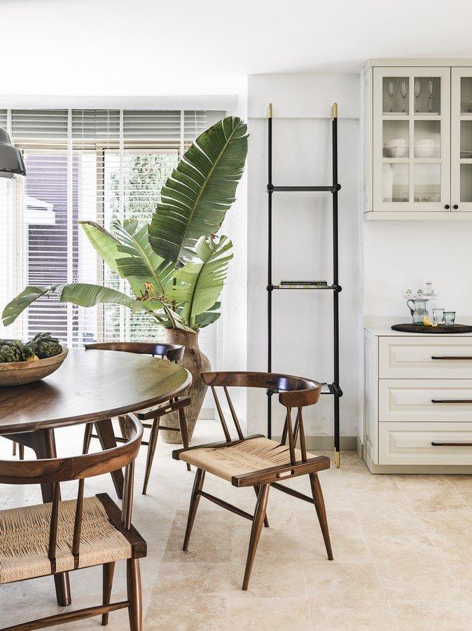 Ánh sáng tự nhiên vào nhà là yếu tố không thể thiếu trong phong cách Scandinavian