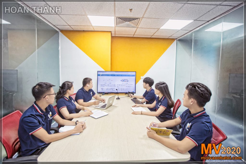 Group company meeting