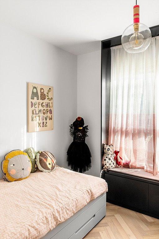 Nội thất phòng trẻ vừa đáng yêu vừa mang phong cách hiện đại