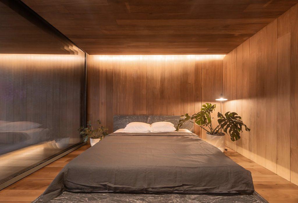 Giường ngủ có thiết kế vô cùng độc đáo
