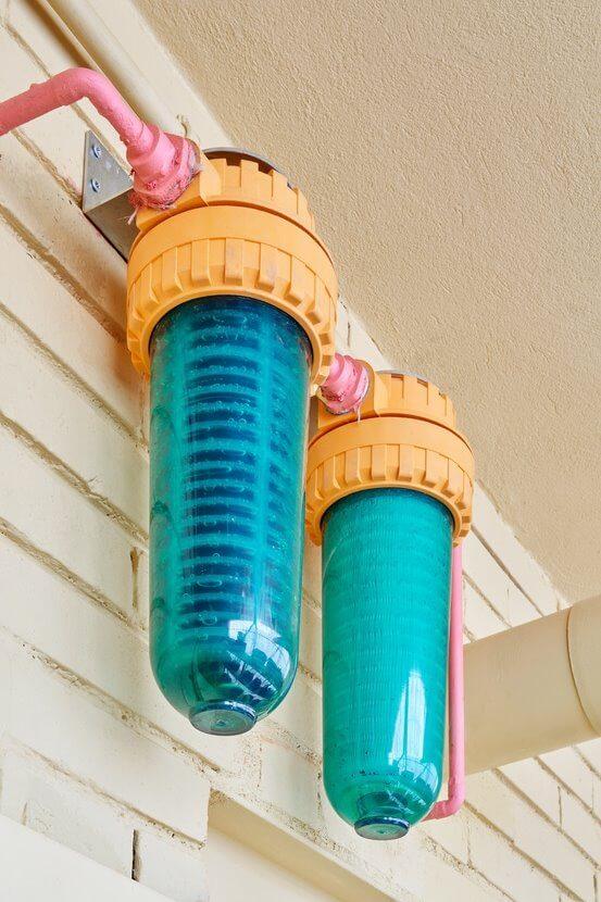 Hệ thống máy lọc nước thông minh, tiết kiệm nguyên liệu