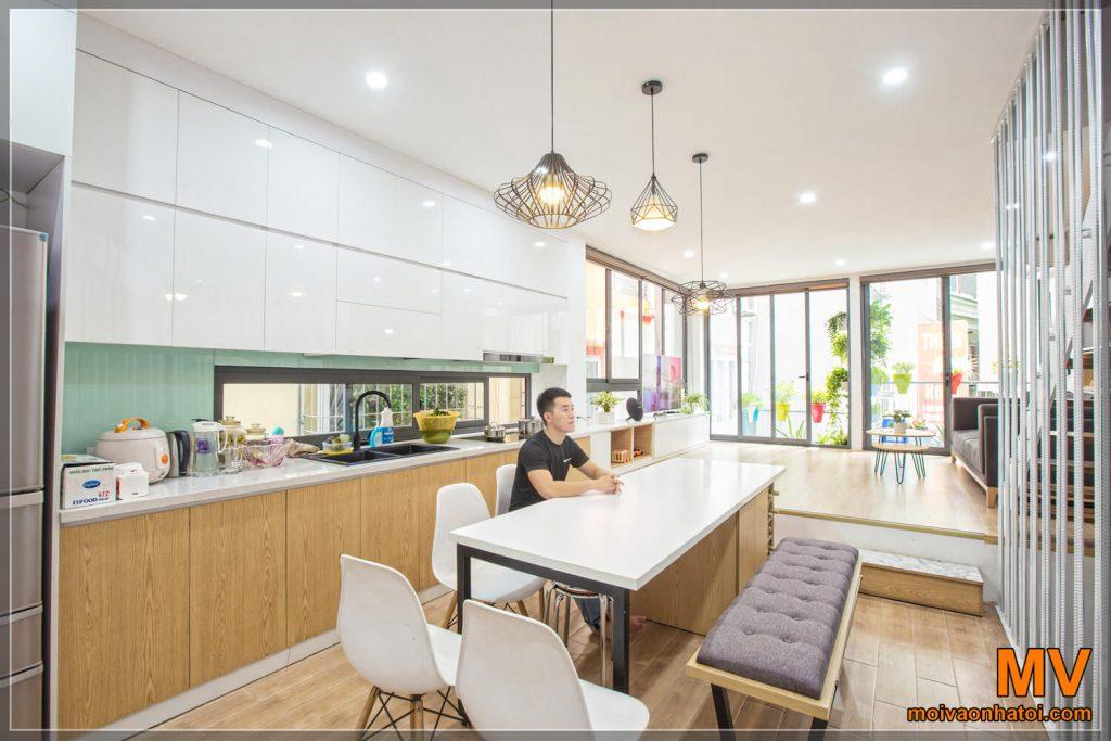 Návrh interiéru skandinávských měšťanských domů