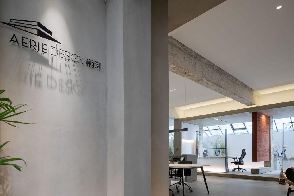 Small company office logo beautiful