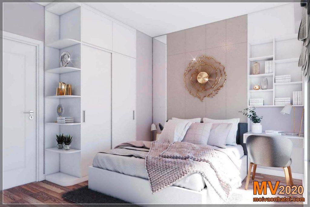 nội thất phòng ngủ chung cư imperial skygarden