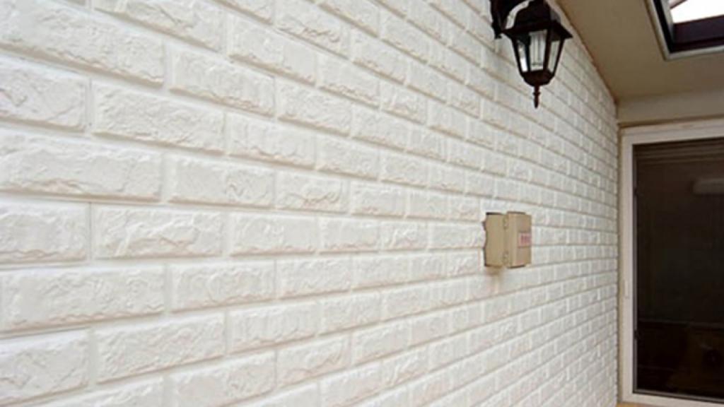 طوب خام خارج الجدران