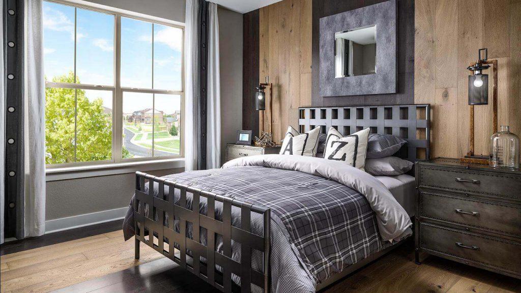 Простая мебель для спальни