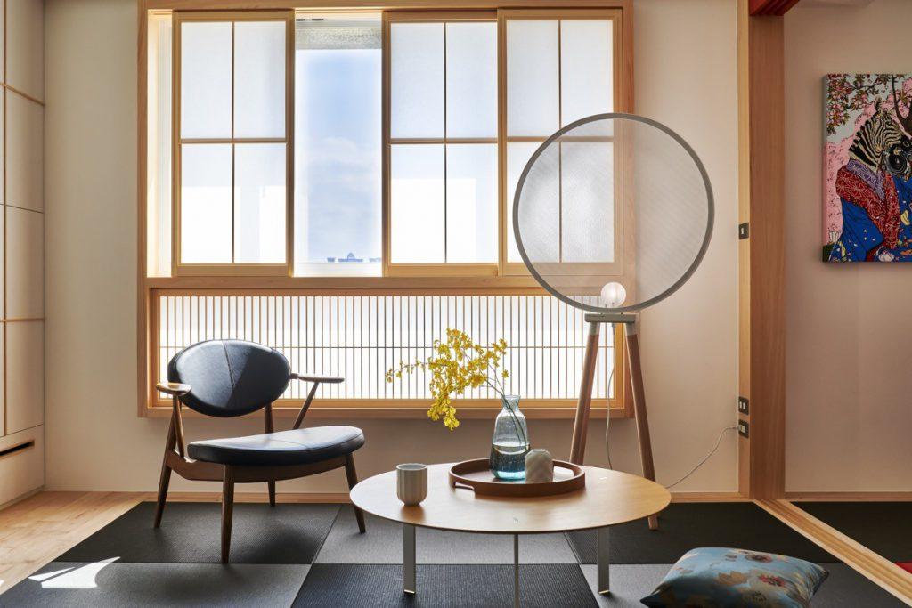 Nội thất tối giản kiểu Nhật