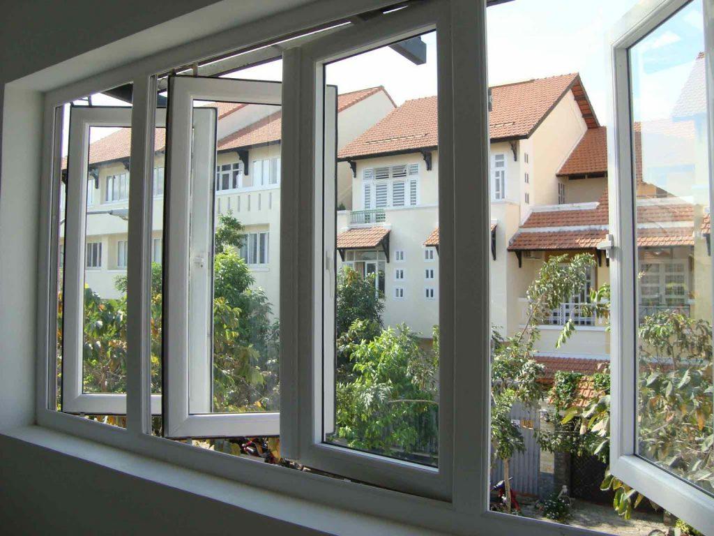 cửa sổ 4 cánh