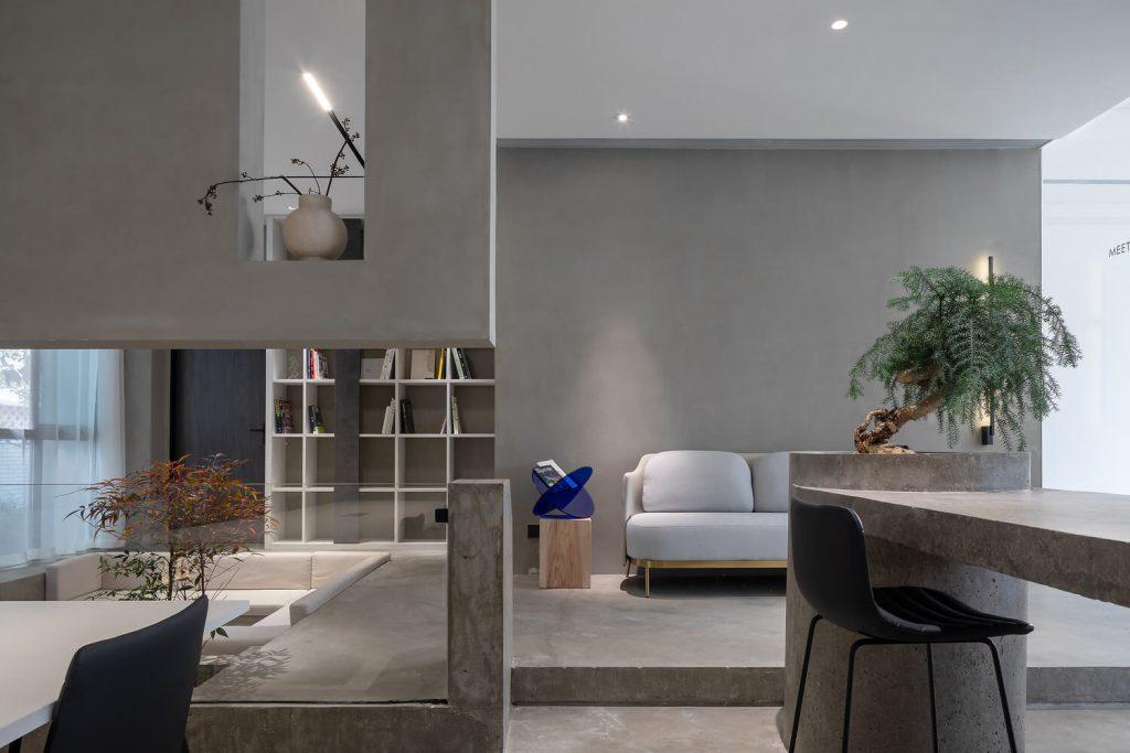 koltuk takımı-güzel küçük ofis mobilyaları