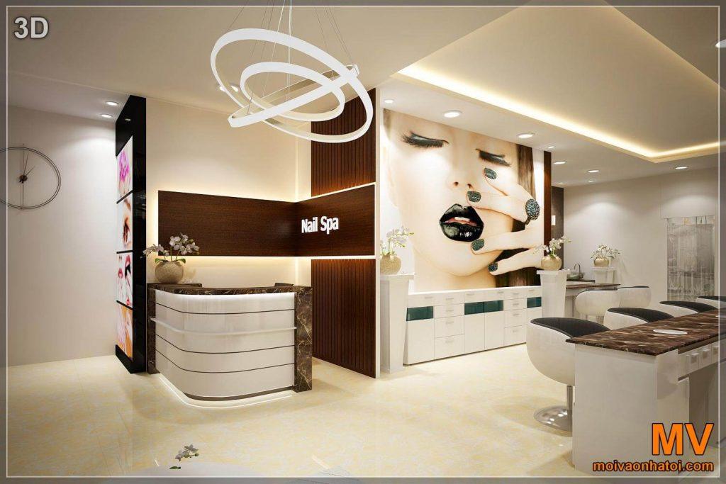 3D design nehty shop