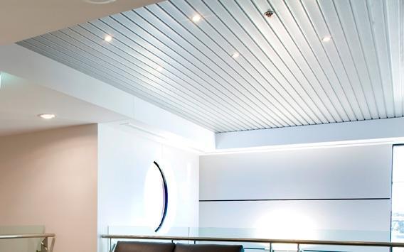 trần nhà cách nhiệt bằng tấm lợp