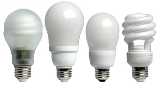 Kompaktní žárovky