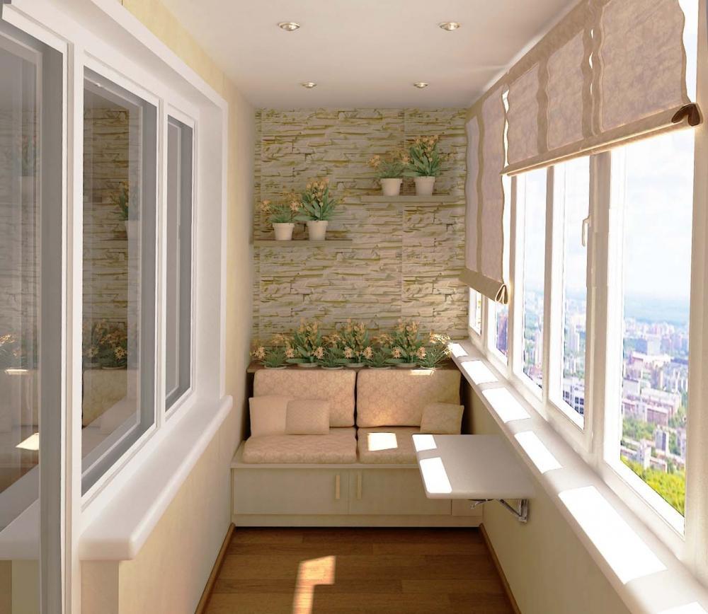 thiết kế logia căn hộ chung cư