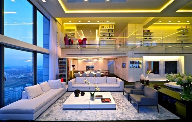 appartement penthouse