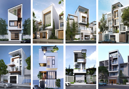 beautiful townhouse designs