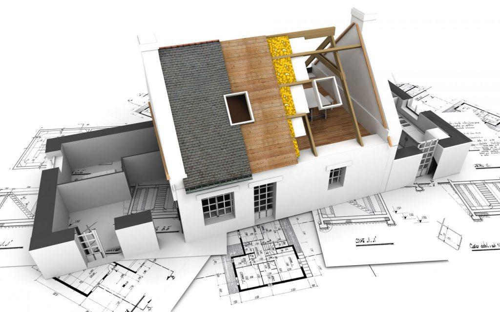 bước chuẩn bị trước khi xây nhà