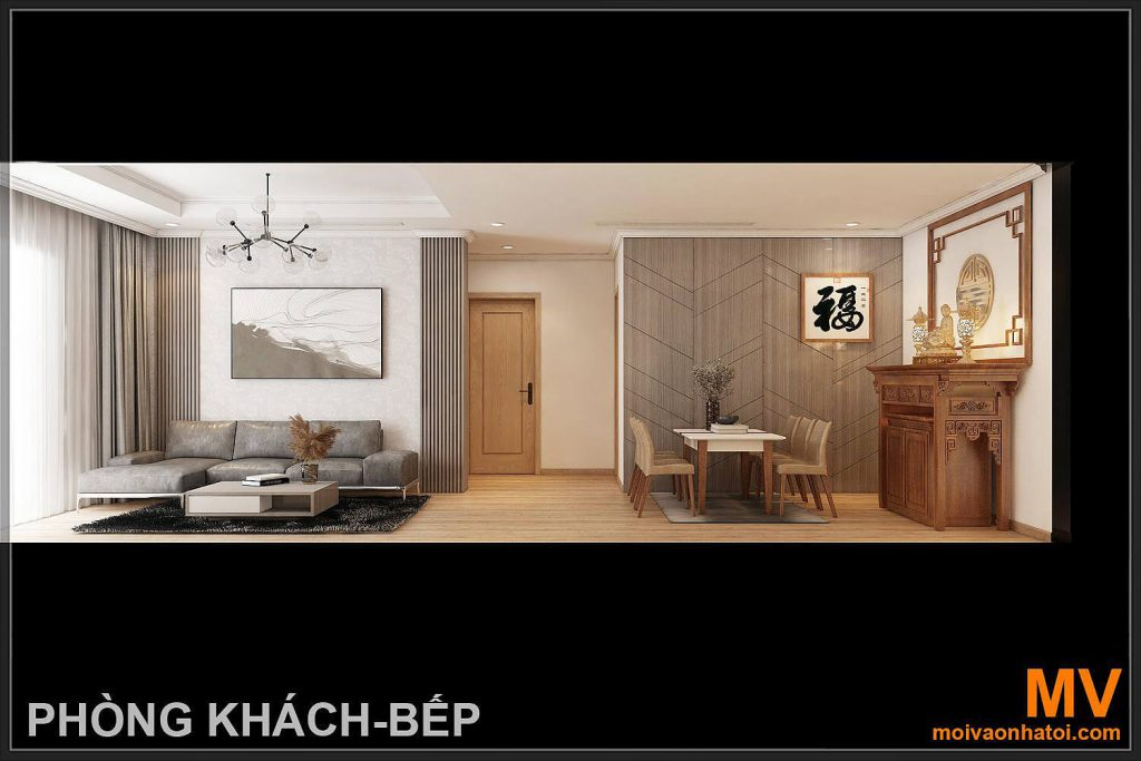 3d design parkhill apartment 8 after renovation