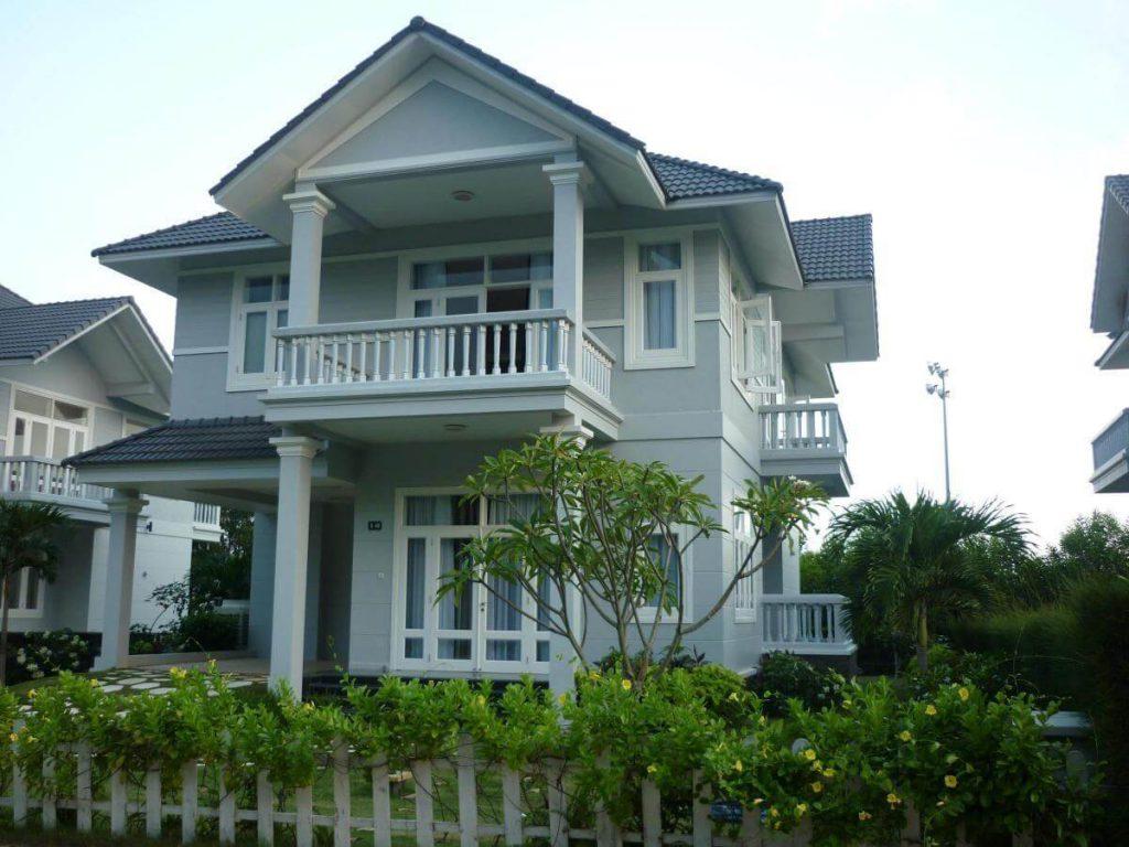 स्तर 1 थाई घर का मॉडल