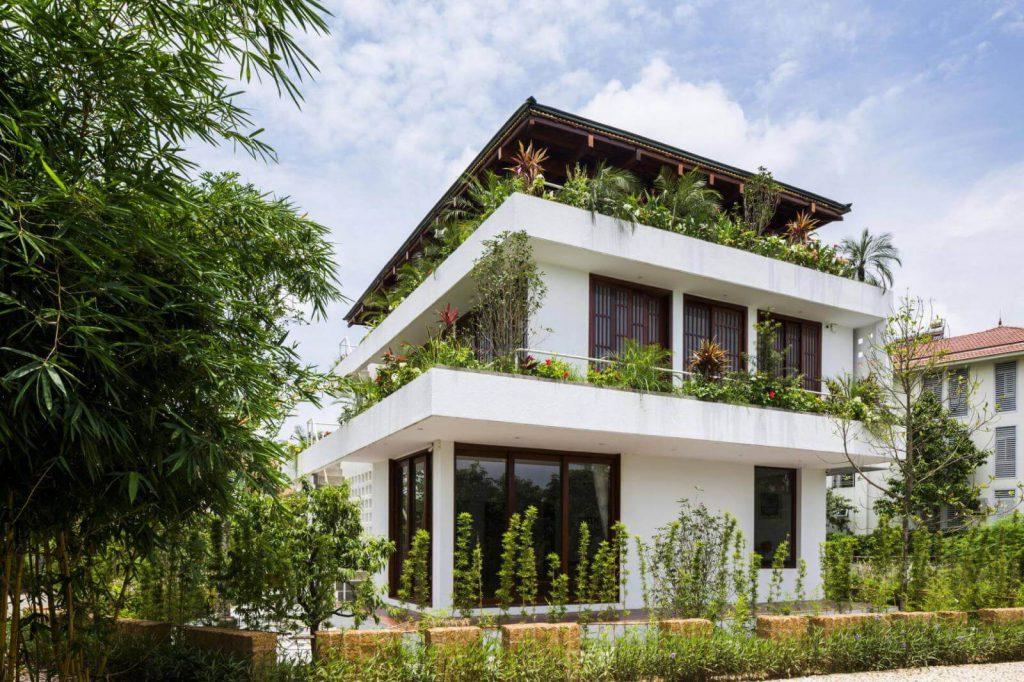 सुंदर घर मॉडल