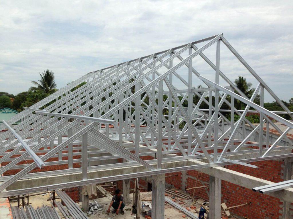 بناء سقف التايلاندية