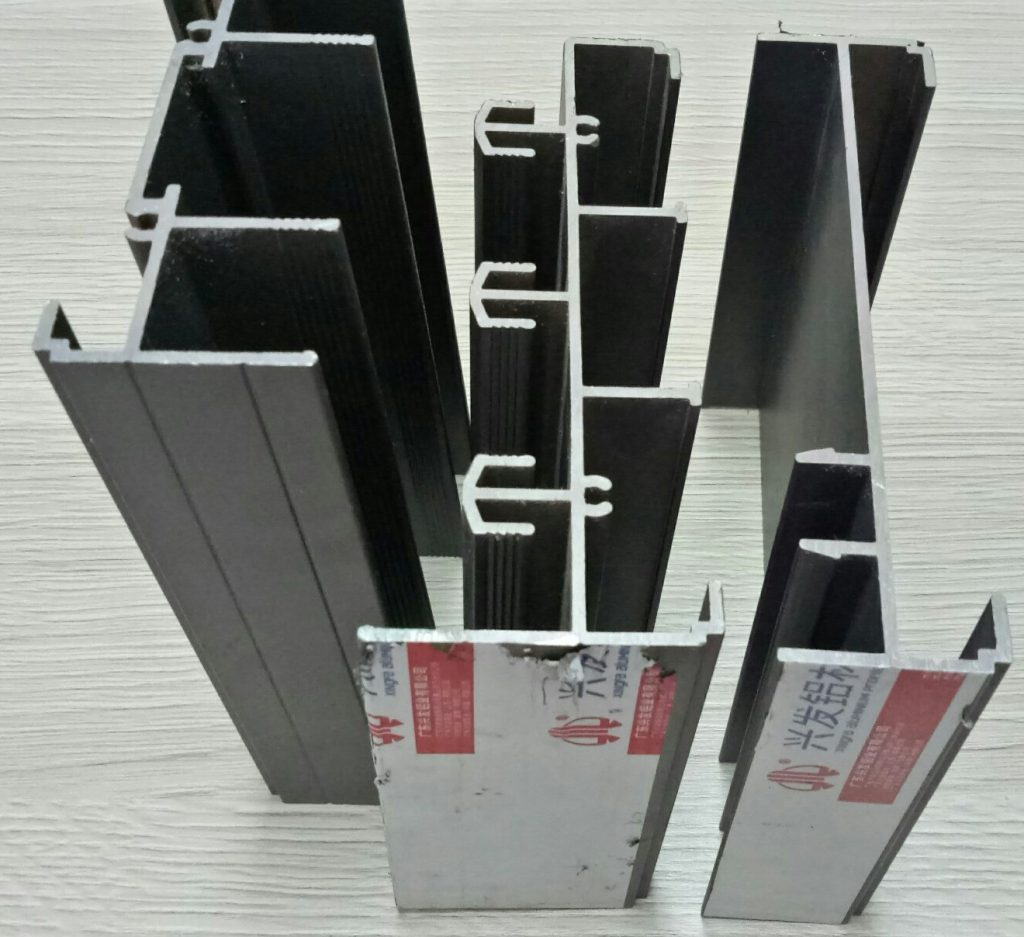 Aluminum Xingfa System 65