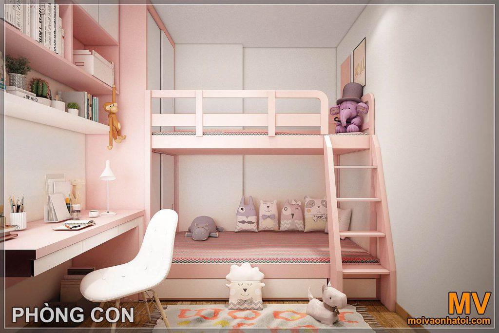 बाल बेडरूम फर्नीचर महासागर पार्क अपार्टमेंट