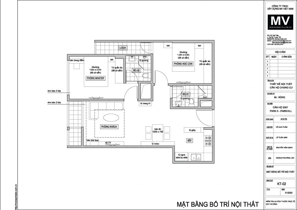 parkhill interior layout design drawings 5