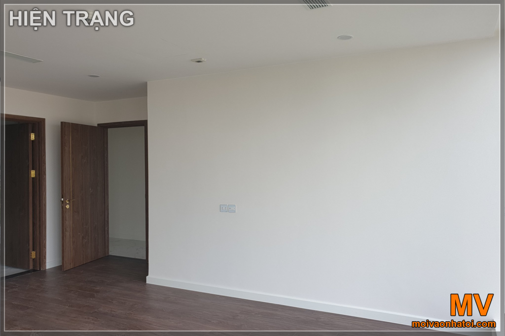 Status of master bedroom apartment in sunshine city