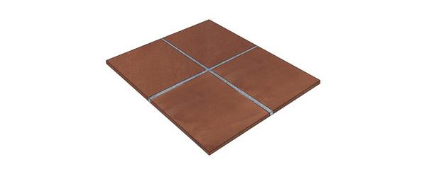 mái gạch ceramic