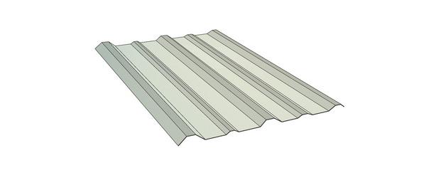mái nhà tấm kim loại thermoaucostic