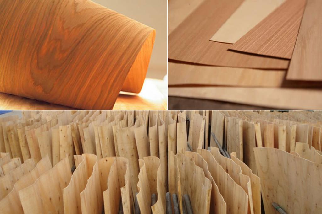 bề mặt gỗ công nghiệp malemine