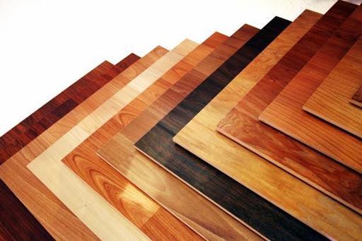 bề mặt gỗ công nghiệp laminate