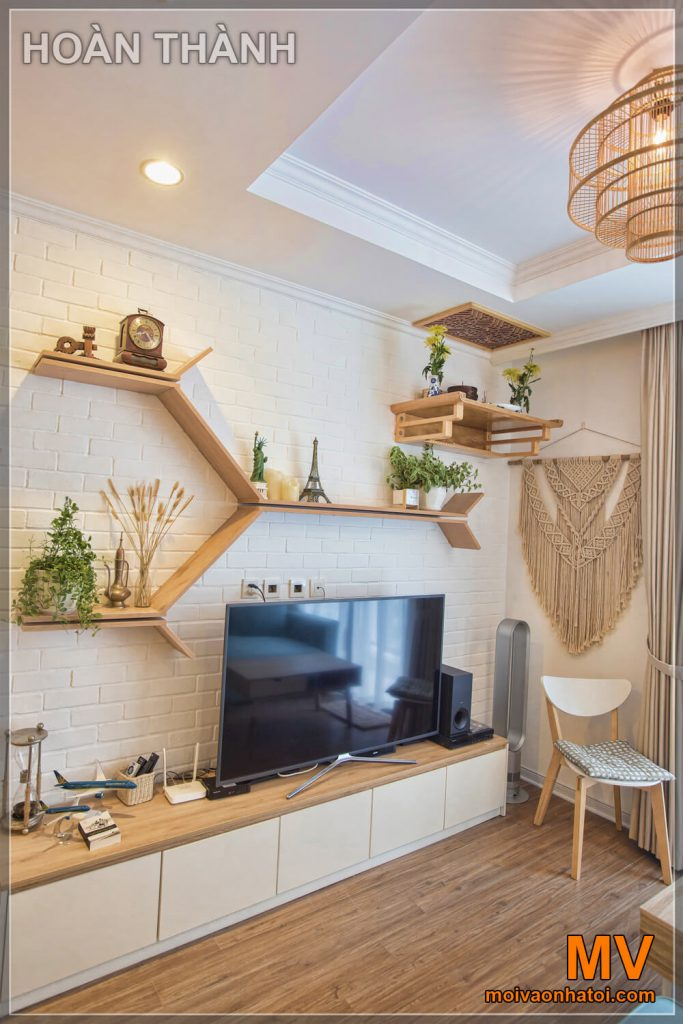 PARK HILL APARTMENT IN SCANDINAVIAN STYLE 75M2