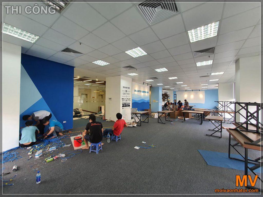 Офісні килимові покриття