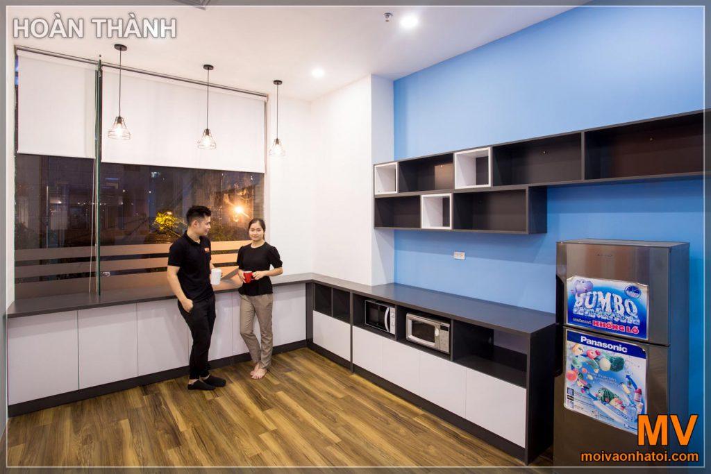 Progettazione e realizzazione ufficio dispensa aziendale