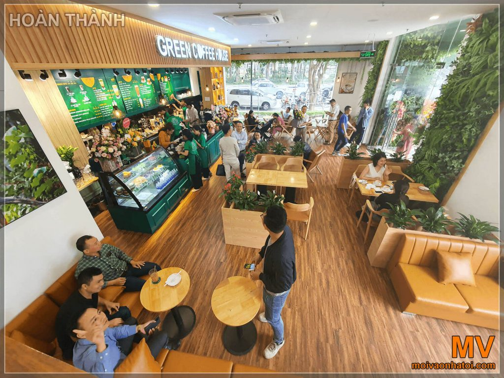 GREEN COFFE HOUSE - T11 - TIMES CITY