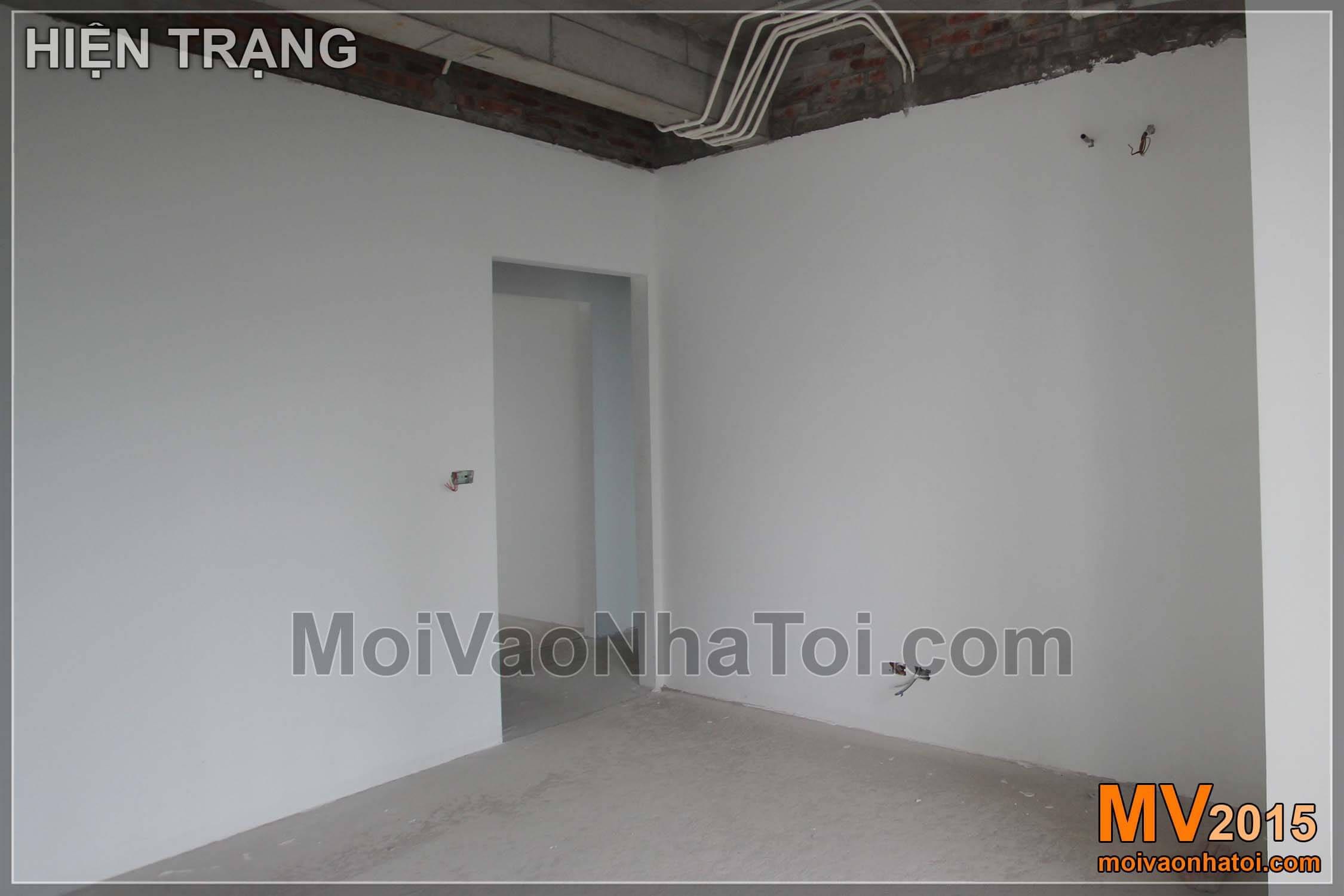 睡眠室正在建造黄金宫140平方米的公寓