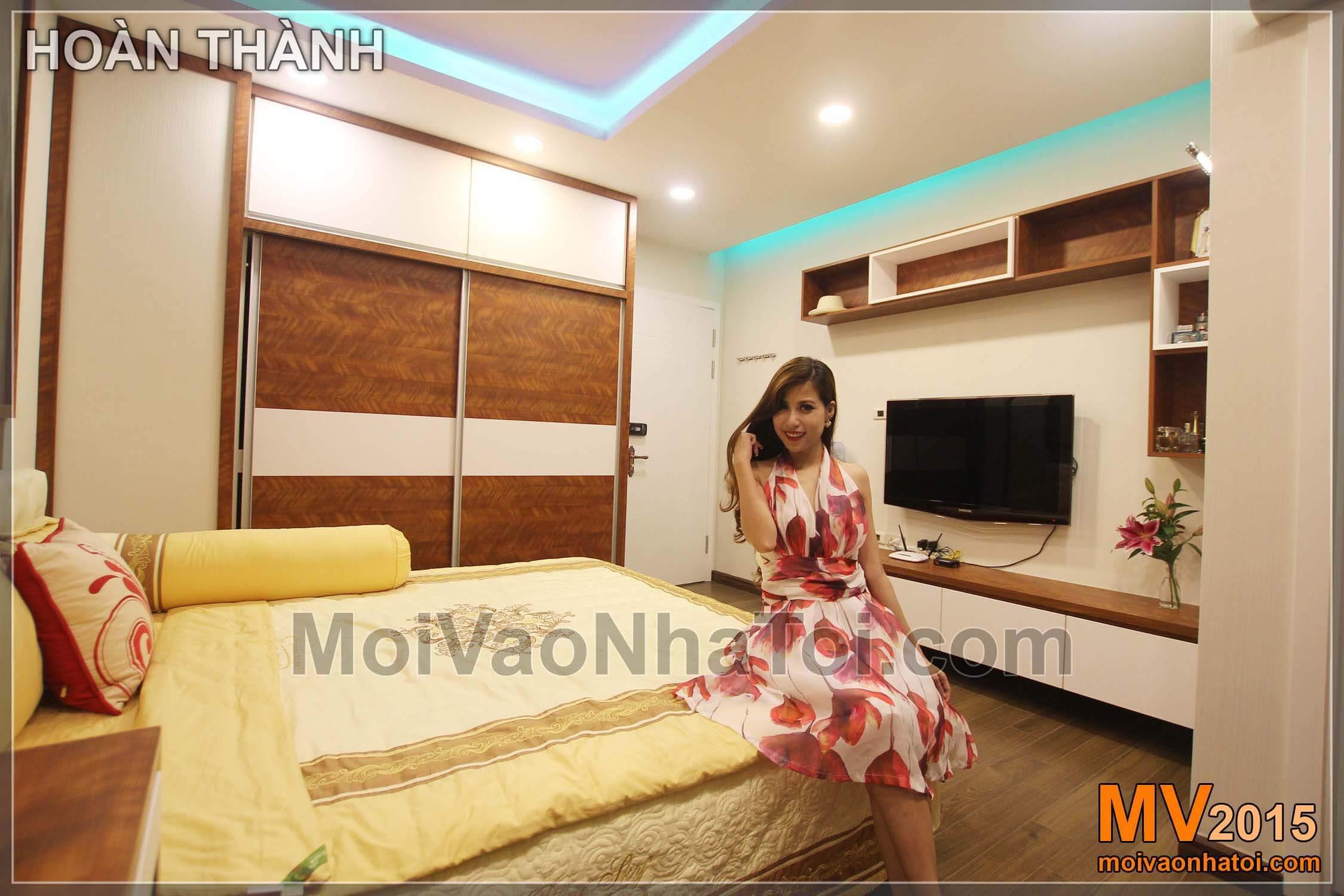 父母卧室完美140平方米金宫公寓