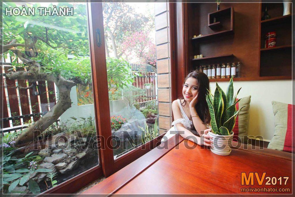 वियत हंग विला चाय पीने के कोने