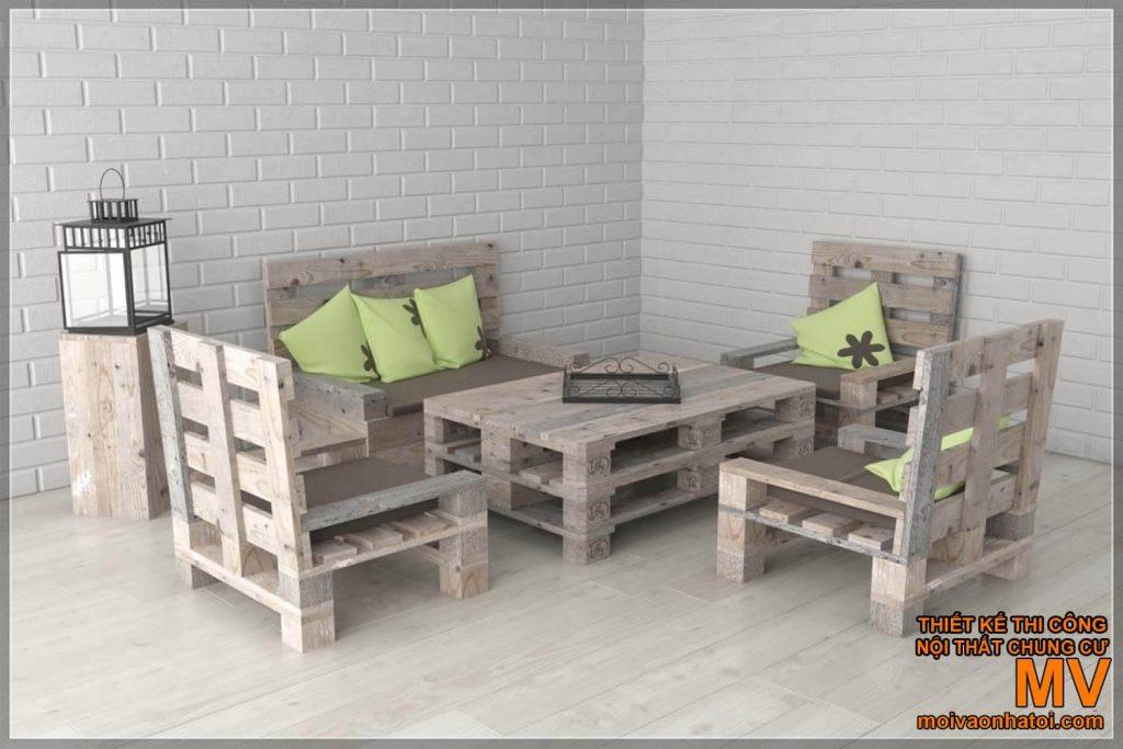 Столешницы и деревянные поддоны