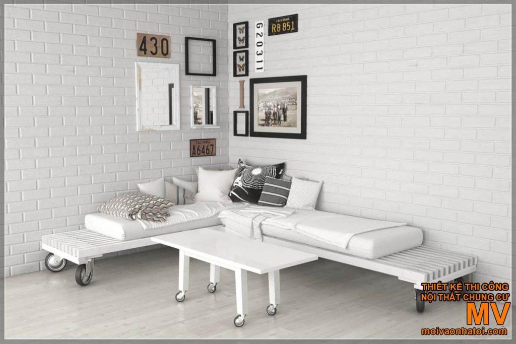 поддон кровать диван стол