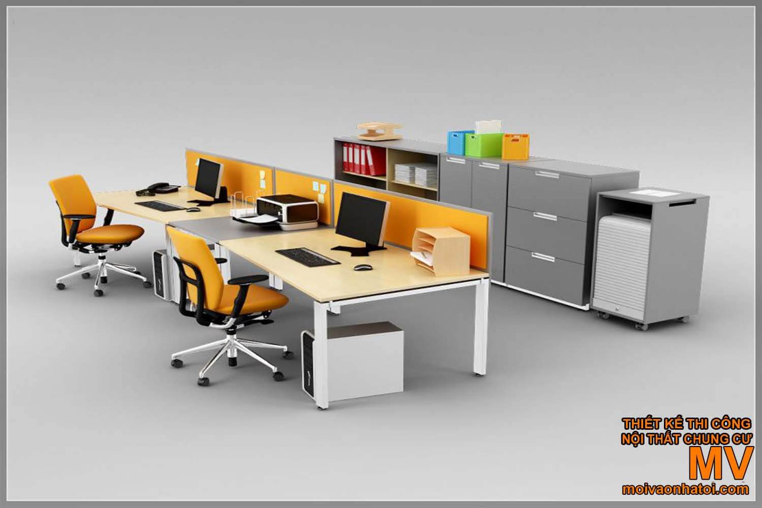 conception de bureau