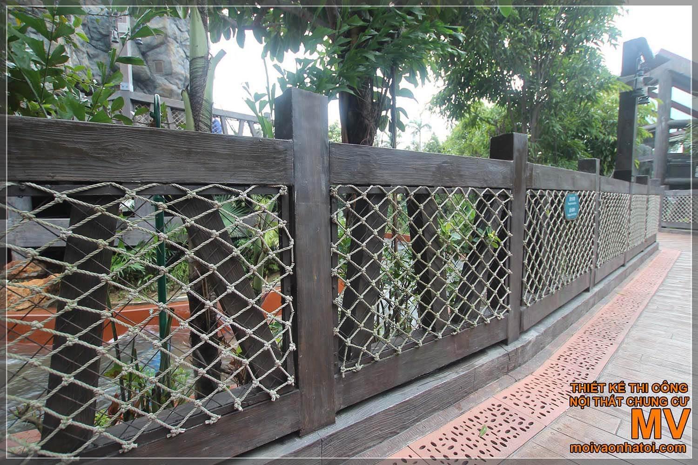 các mẫu thiết kế tường - hàng rào biệt thự đẹp