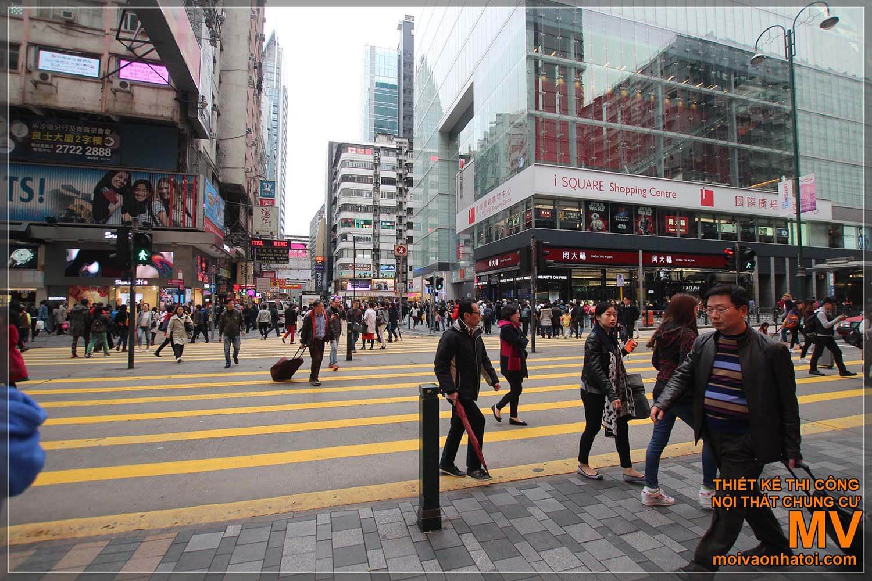 CÁC MẪU THIẾT KẾ TIỀN SẢNH KHÁCH SẠN, TRUNG TÂM THƯƠNG MẠI TẠI HONG KONG